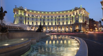 Boscolo Exedra Roma, Autograph Collection