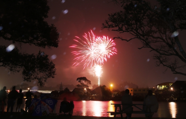 New Year Cruise: from New Zealand to Australia