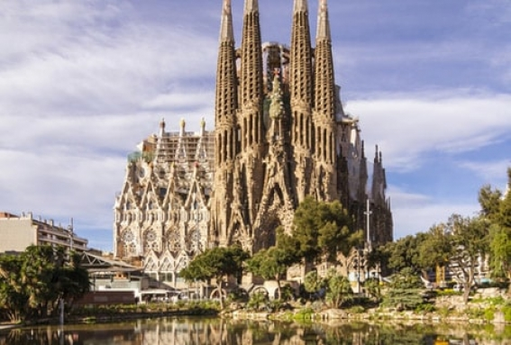 Spain, Italy, France 7 days / 6 nights